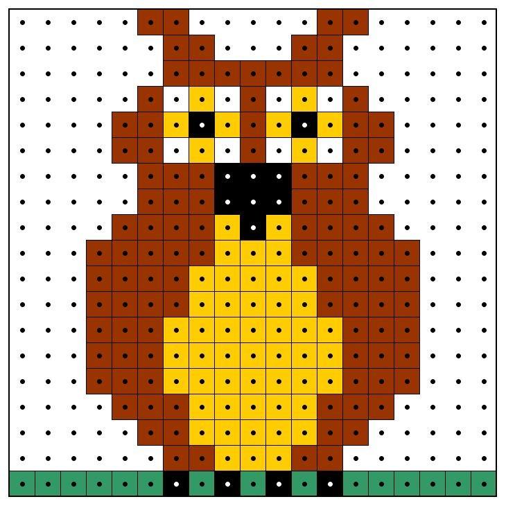KleuterDigitaal - wb kralenplank uil 03