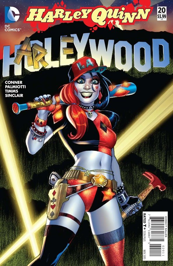 #Harley #Quinn #DC #Comics #The #New #52