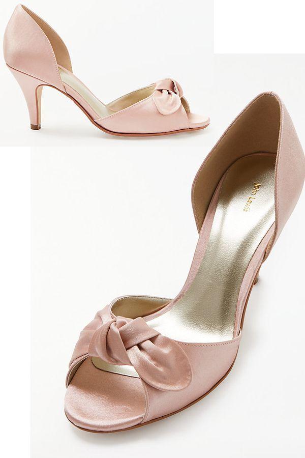 Bridesmaids heels, Wedding guest shoes