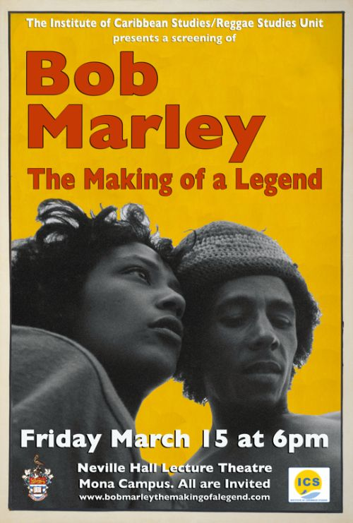 **Bob Marley** 'The Making of a Legend'. Film by Esther Anderson & Gian Godoy (UK, 2011). www.bobmarleythemakingofalegend.com Watch the trailers: https://distrify.com/videos/fNc9hM; https://www.youtube.com/watch?v=cBkbrvKIp-o; https://vimeo.com/45557715. More fantastic movies & DVD, pictures, music and videos of *Robert Nesta Marley* on: https://de.pinterest.com/ReggaeHeart/
