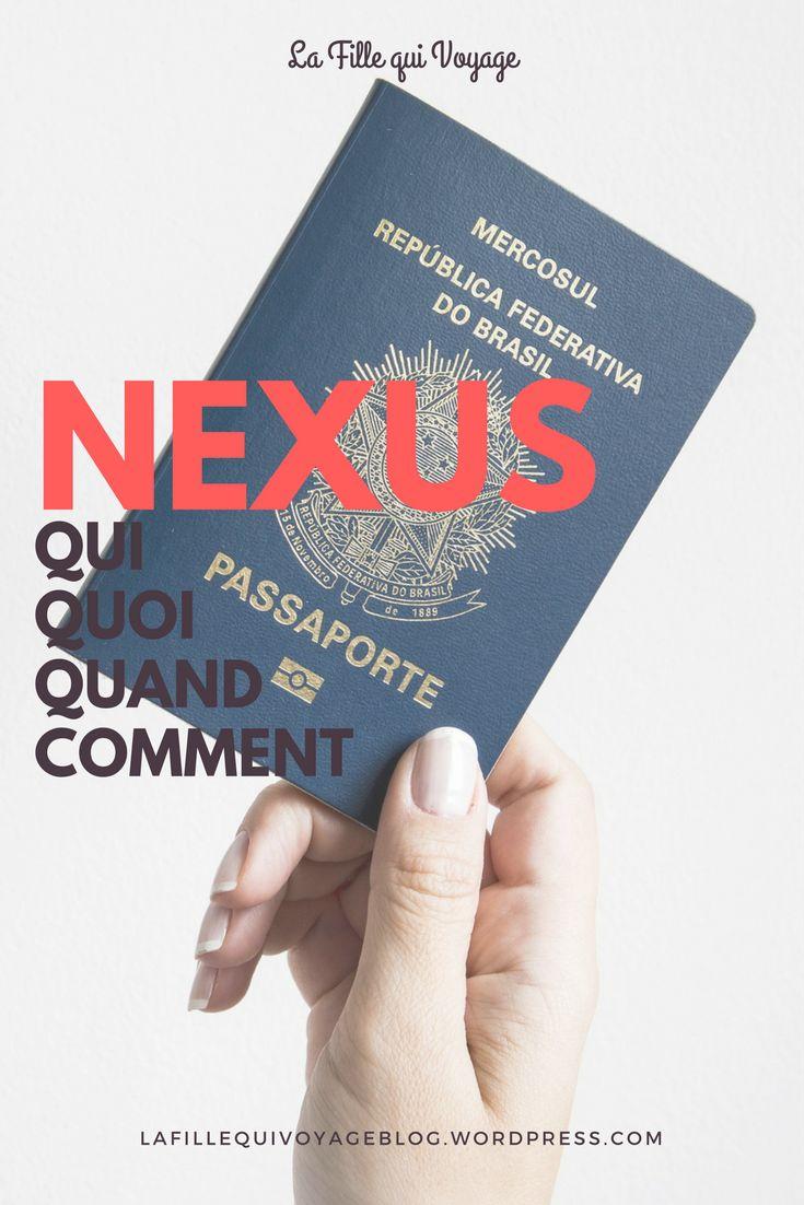 Nexus : pour tout savoir sur comment faciliter ses transits dans les aéroports canadiens ou américains