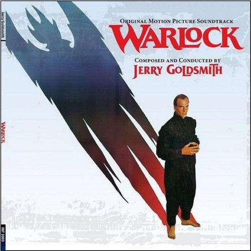 Jerry Goldsmith - Warlock: Original Motion Picture Soundtrack on Limited Edition 180g 2LP