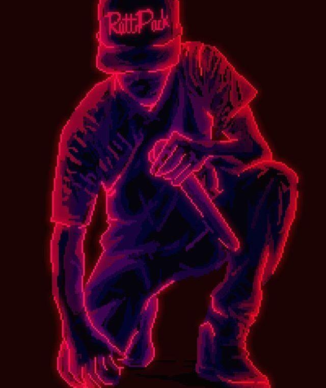 Logic the rapper leader of the R.A.T.T.P.A.C.K
