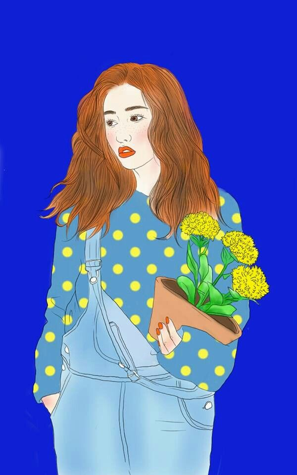 #NanNi #난니 #그림그리는여자 #Art #아트 #그림 #수작업 #손그림 #illustration #illust #일러스트 #design #디자인 #sketch #스케치 #drawing #드로잉 #croquis #크로키 #artwork #love #dot #blue
