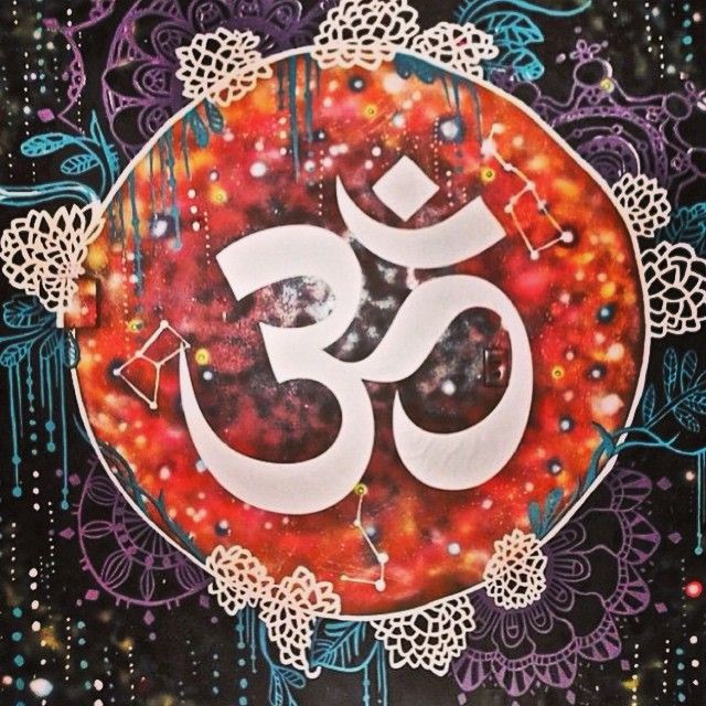 """Om serves to open and clear the mind for meditation. It brings about an ascension and expansion of our energy. """"The Spirit is neither good nor bad, it runs where the wild heart leads"""""""