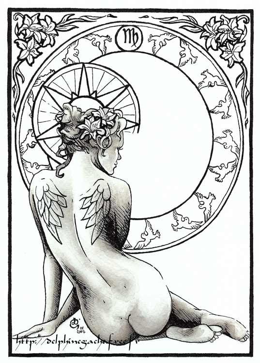 IMAGEN VIRGO   caracteristica y personalidad de virgo nombre virgo signo fechas 24