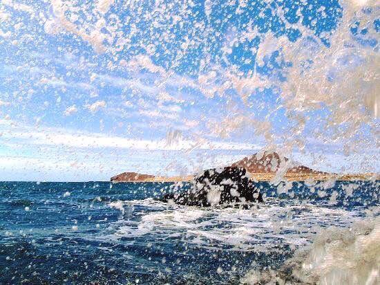 El Médano, Tenerife,  Islas Canarias,  Spain