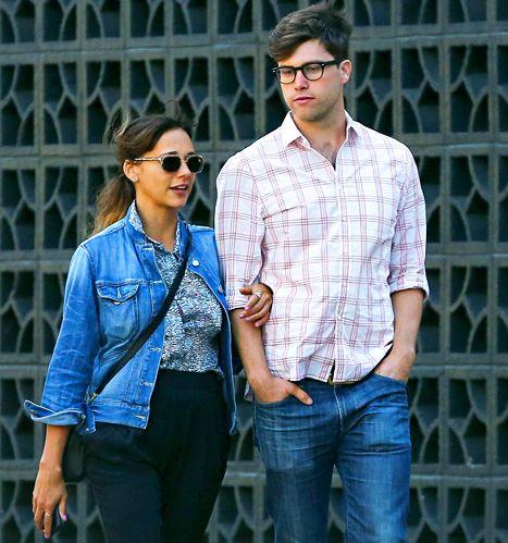 Rashida Jones Dating Colin Jost, Harvard Alum and SNL Writer - Us Weekly
