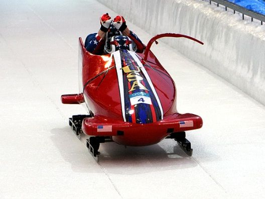 Bobsledding-Most Expensive Sports In The World