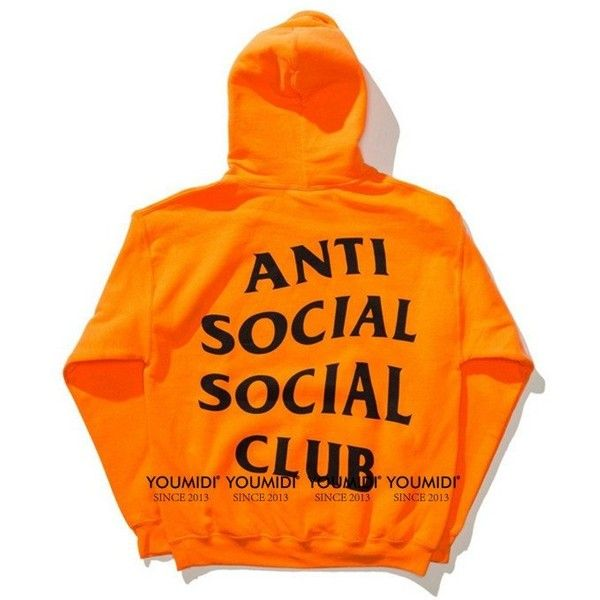 YOUMIDI hot anti hoodie ($60) ❤ liked on Polyvore featuring tops, hoodies, orange hoodies, orange top, hooded sweatshirt, sweatshirt hoodies and orange hoodie