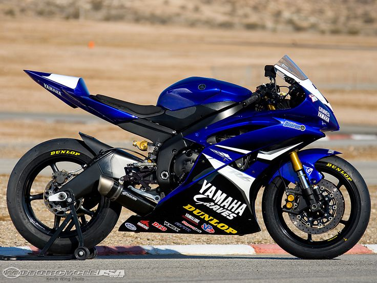 Yamaha R6 #2438286