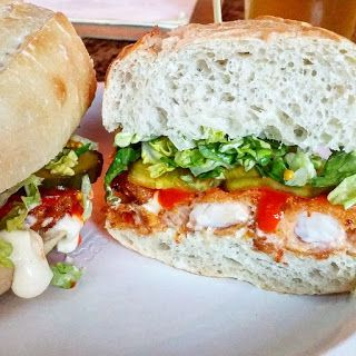 London Pop-ups: Division 194's New Orleans Po' Boy Residency at The Duke's Head in Highgate - Daily for Jan