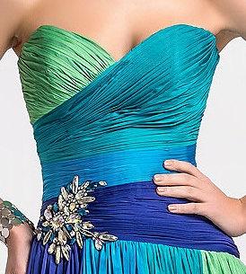 Sweetheart Floor Length Dress  Special by PearlzandDiamondz, $548.00