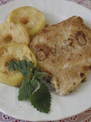 Рецепты для диабетиков: Курица в яблоках и с яблоками