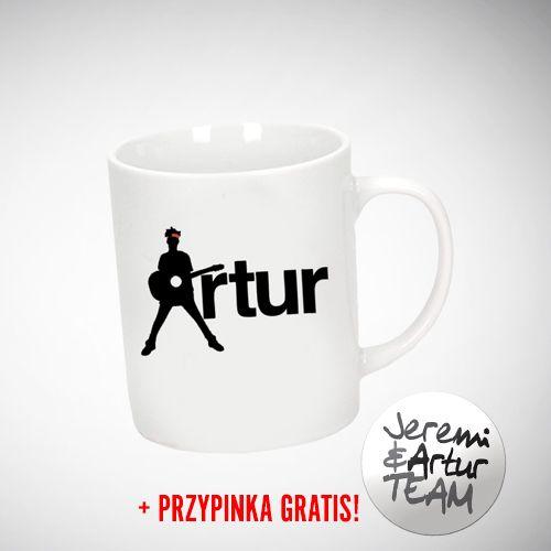 Kubek Artur Sikorski