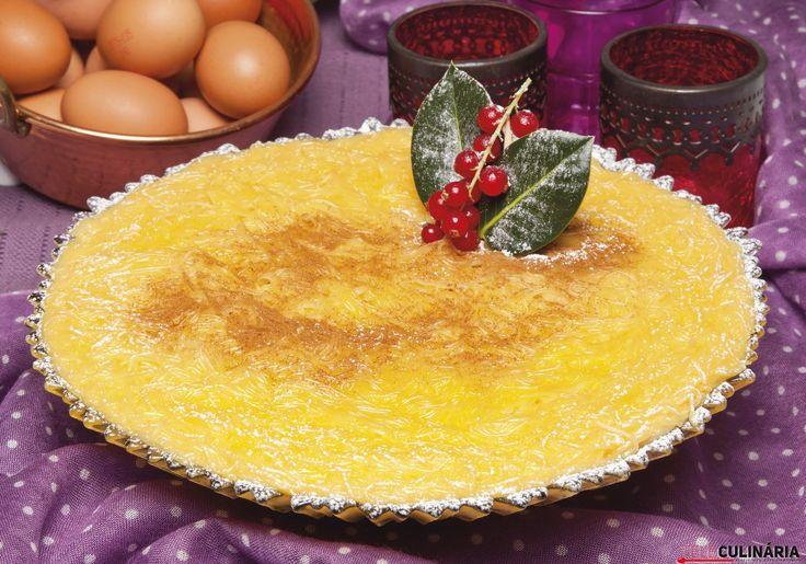 Receita de Aletria conventual. Descubra como cozinhar Aletria conventual de maneira prática e deliciosa com a Teleculinária!