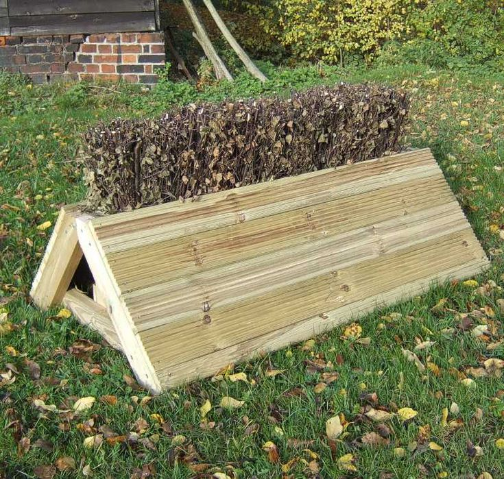 how to build a brush box jump