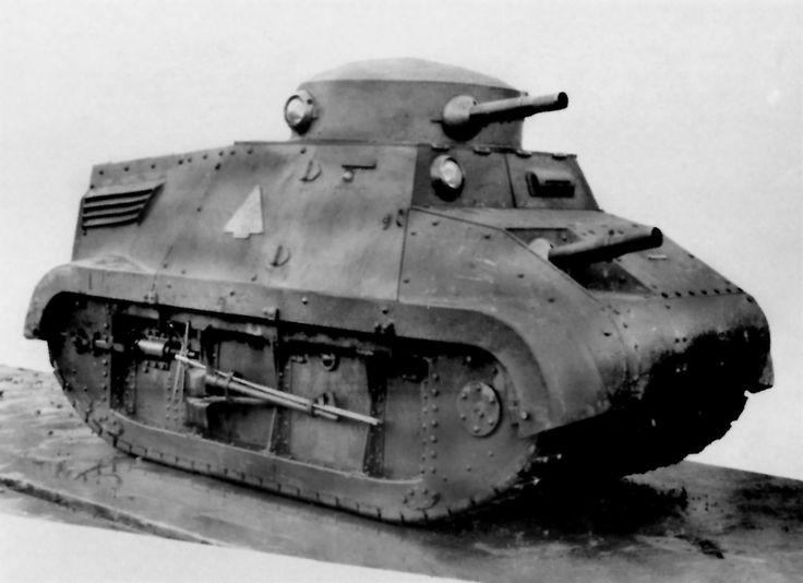 Carro Trubia-Naval 1936.