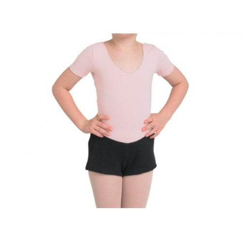 Bloch Applepie, Girl's short  Girl's short  Fabric:60% Cotton, 40% Polyester  Colors: Ballet pink , Black  Price: 14.90€