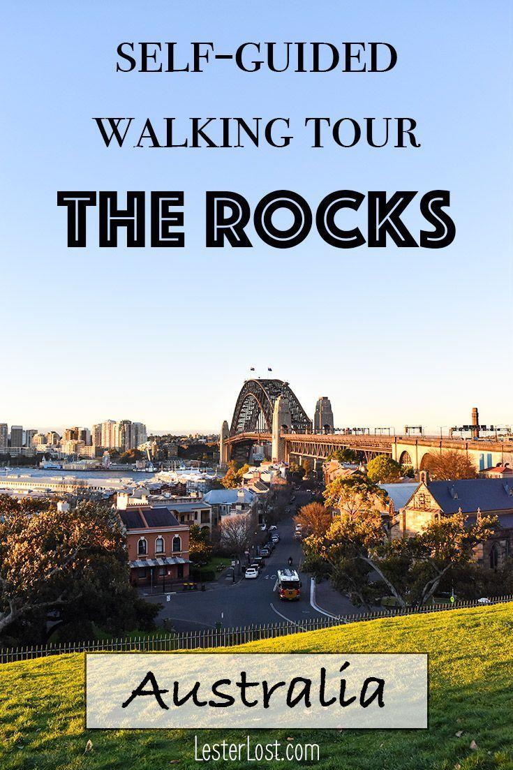 Travel Australia | Travel Sydney | Sydney Walking Tour | Self-Guided Tour | New South Wales | Walking Australia | The Rocks | Most Interesting Neighbourhood | Colonial History | Sydney | Australia | Sydney Harbour | Self-guided Walking Tour #travel #australia #sydney