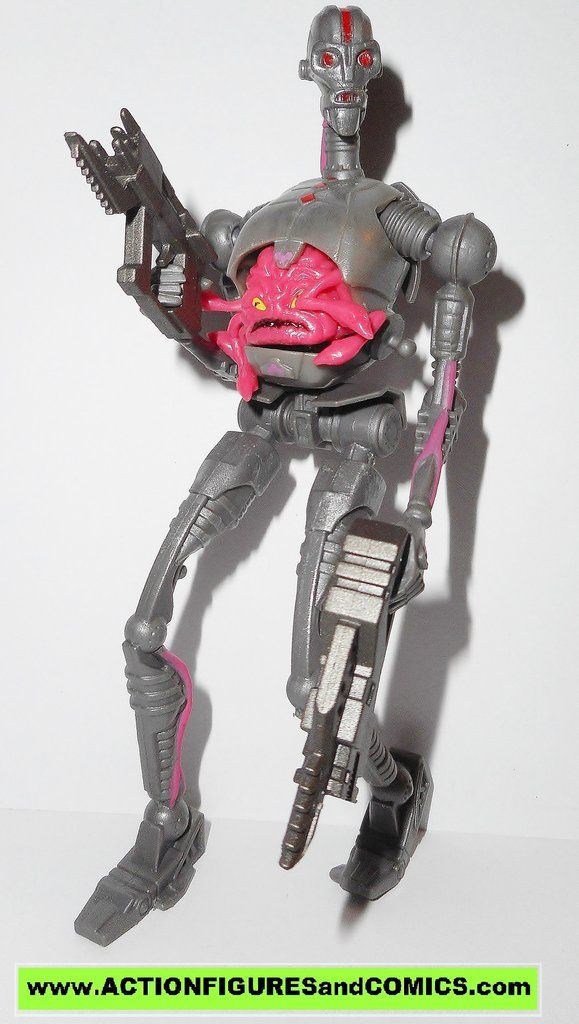 Playmates toys action figures for sale to buy: TEENAGE MUTANT NINJA TURTLES TMNT (Nickelodeon series) 2012 KRAAG / KRANG android body 100% COMPLETE condition: Overall excellent - displayed only. Inclu