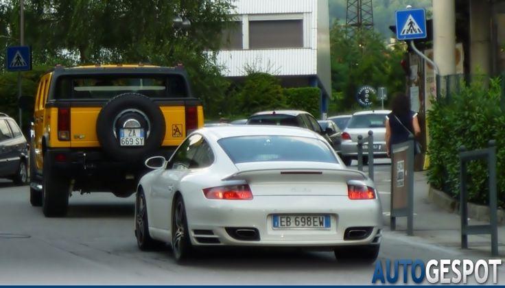 Porsche 997 Turbo MkI 1