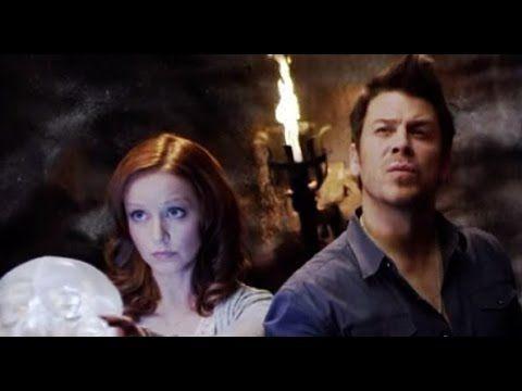 The librarians - Cassandra and Jacob (Season 2)