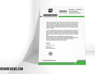The 25+ best Company letterhead examples ideas on Pinterest - free business letterhead templates for word