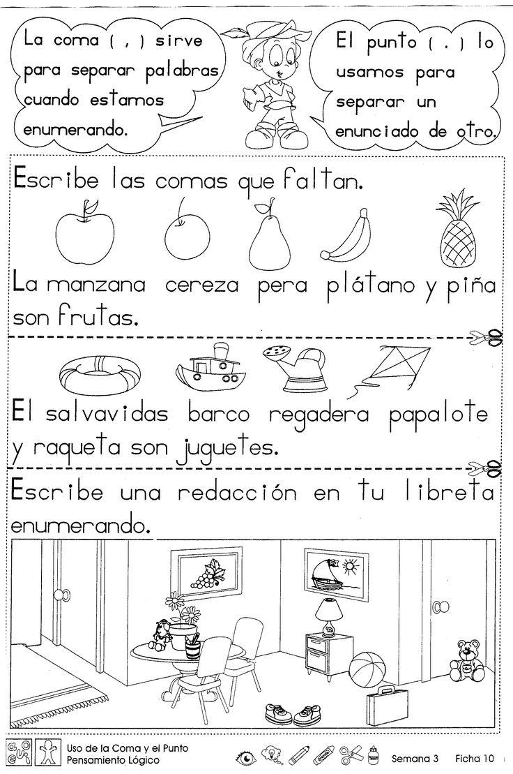 Lengua segundo grado Archivos - Material de Aprendizaje