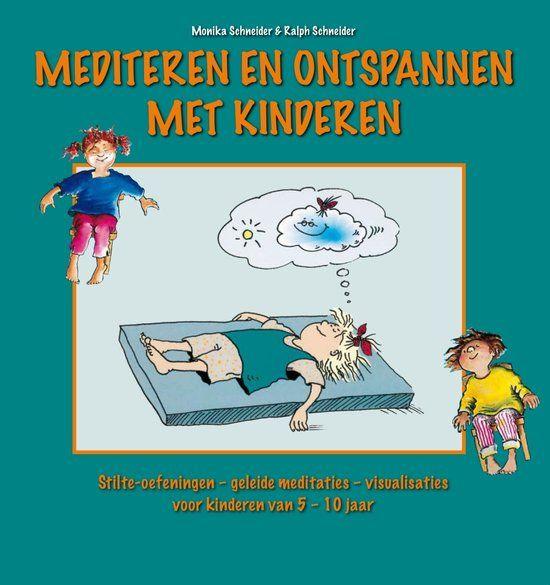Mediteren en ontspannen met kinderen (mp3-download luisterboek, dus geen fysiek boek of CD!)
