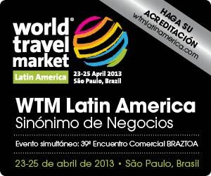 WTM Latin America http://www.wtmlatinamerica.com/