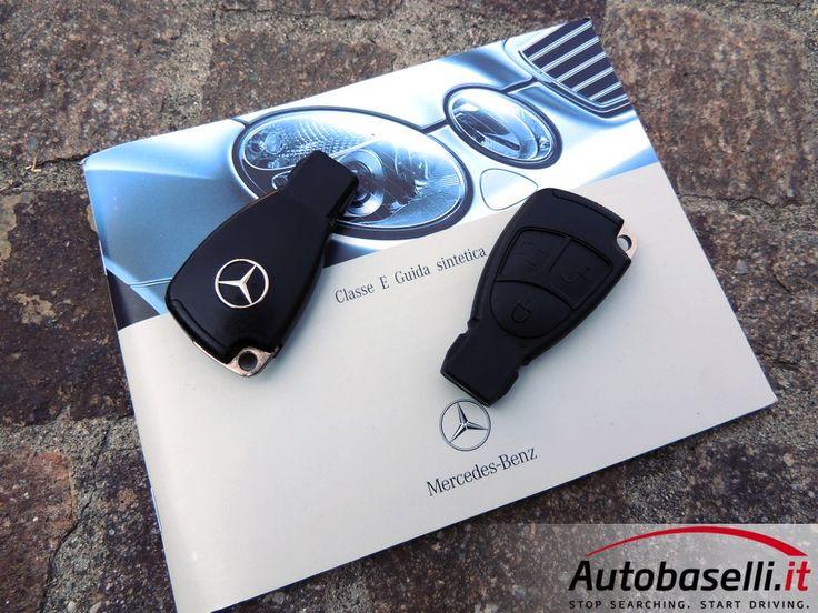 MERCEDES E220 CDI ELEGANCE AUTOMATICA Cambio automatico + Climatizzatore bi-zona + Cruise control + Cerchi in…