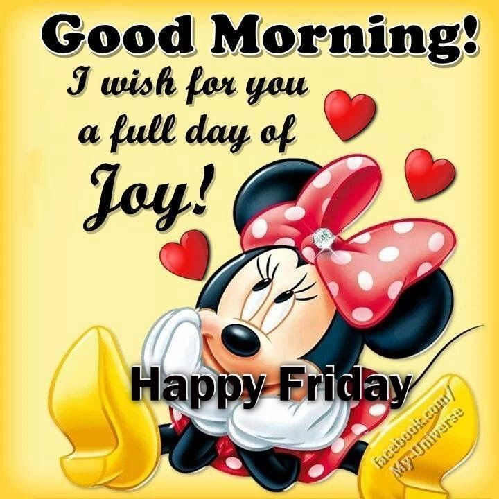 good morning smile it's friday | Good Morning I Wish You A Happy Friday Pictures, Photos ...