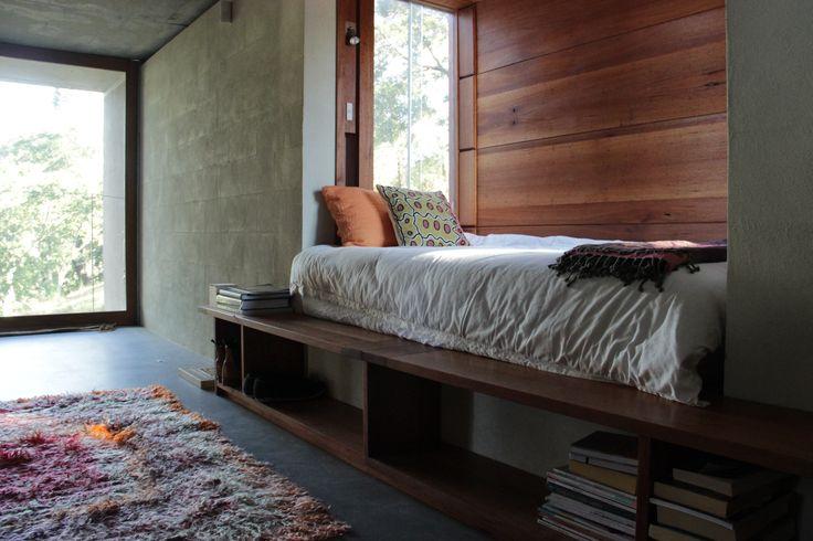 Contour House | Berry Mountain, Australia / Peter Stutchbury architect (Ph: Paula Herrero - 2014)