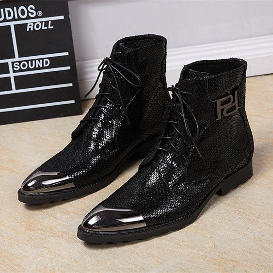 17 best ideas about Ankle Boots For Men on Pinterest | House shoes ...