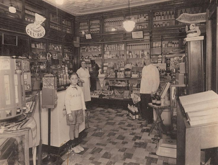 Giorgianni Pharmacy 1942 2272 Pacific St. off Easterm Pkway