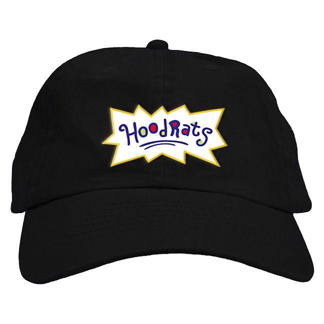 Hoodrats Dad Hat – Fresh Elites