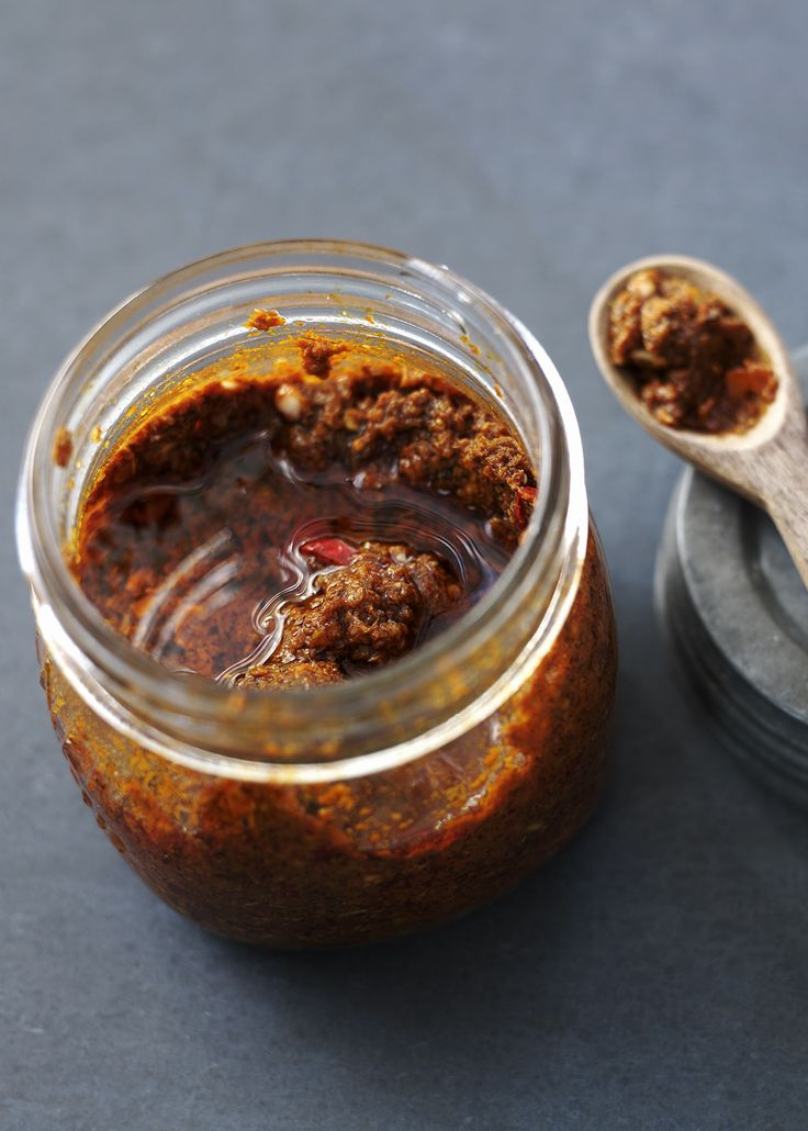 Stock your fridge with homemade curry paste for maximum flavour.