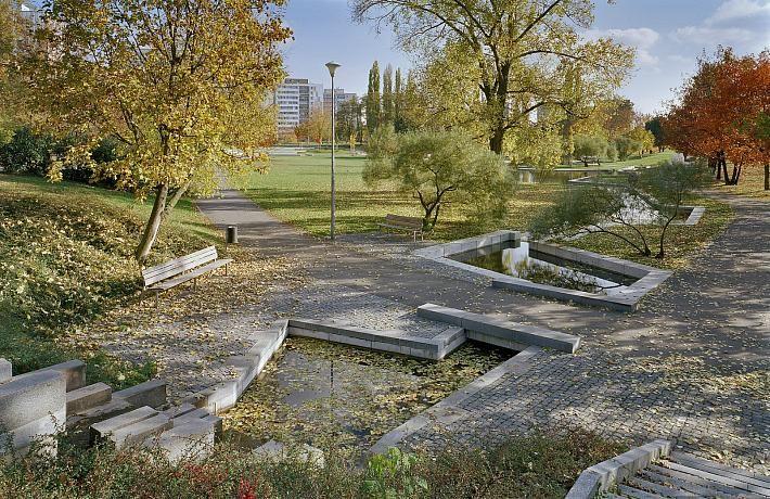 a05 - ateliér zahradní a krajinářské architektury Park Přátelství