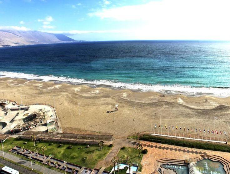 Iquique primera Región playa brava