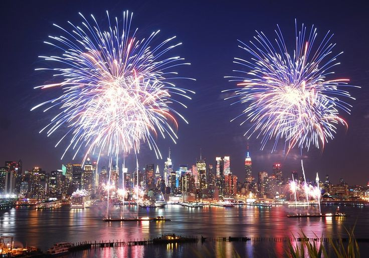 Where to Watch the 4th of July Fireworks 2017 in NYC