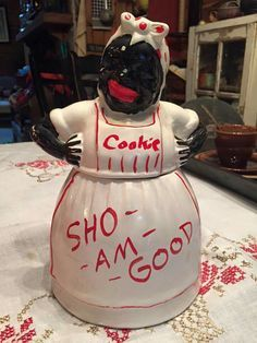 Vintage Black Americana on Pinterest | Aunt Jemima, Cookie Jars ...