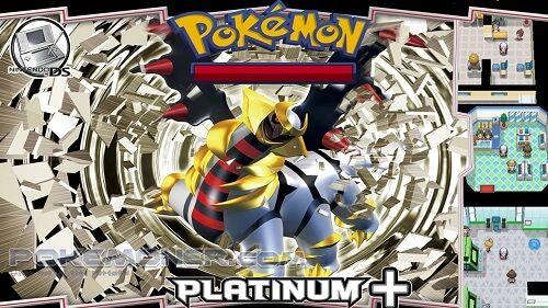 Pokemon Platinum Plus