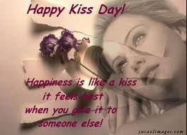 Happy kiss day couples photos , cute romantic kiss day images for girlfriend boyfriend , special international kiss day messages and quotes