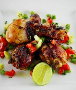 Healthy Mummy Sticky Five Spice Chicken | The Healthy Mummy