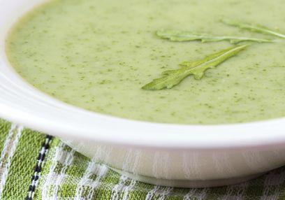 Avocado & Courgette Soup