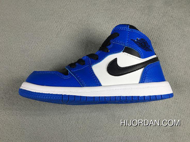 https://www.hijordan.com/nike-air-jordan-retro-1-blue-black-white-authentic.html NIKE AIR JORDAN RETRO 1 BLUE BLACK WHITE AUTHENTIC : $67.09