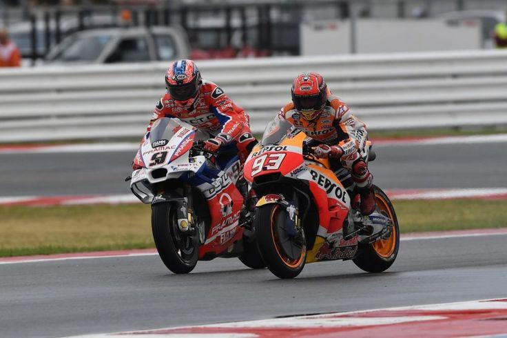 """MotoGP - Álex Márquez: """"Marc Márquez faz a diferença porque sabe quando arriscar"""" - MotoSport - MotoSport"""