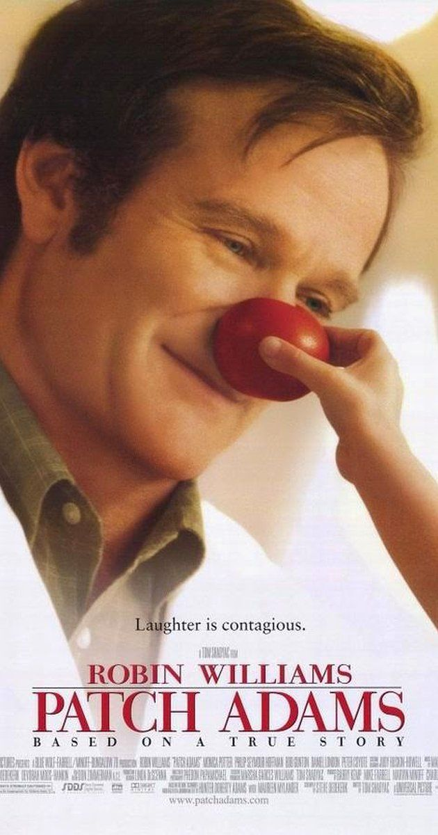 the character of hunter patch adams in the movie patch adams directed by tom shadyac In this 1998 movie, patch adams reminds us of the  this inspiring drama directed by tom shadyac is based on  this exuberant and enthusiastic character,.