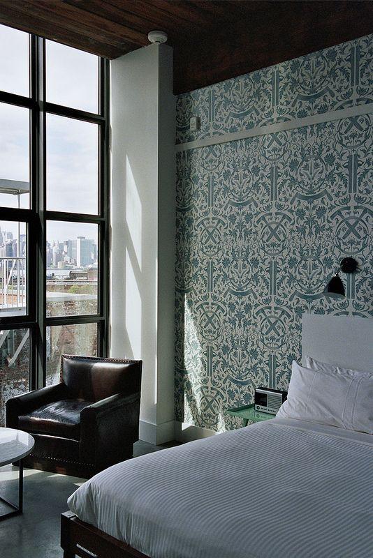 Wythe Hotel Williamsburg Brooklyn New York